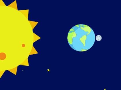 Согласно данным ВЦИОМа, каждый четвертый россиянин убежден, что Солнце вращается вокруг Земли // Стоп-кадр YouTube