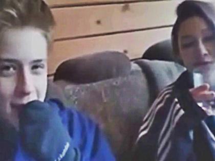 «Катя и Денис, – они маньяки, самоубийцы или невинные жертвы?...» // Стоп-кадр YouTube