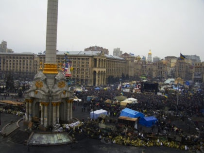 Революция на Украине // Global Look