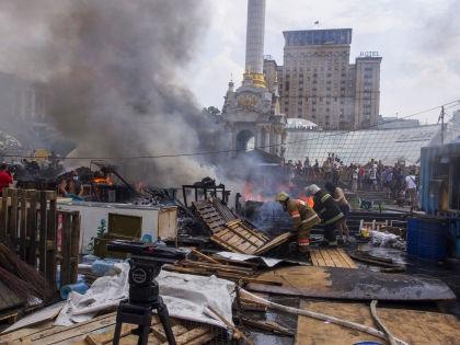Дмитрий Быков: Майдан принес Украине много горя. Но это событие из разряда великих // Igor Golovniov / Global Look
