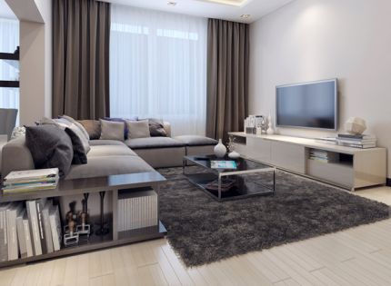 Мебель для гостиной – залог удобства и уюта // архив