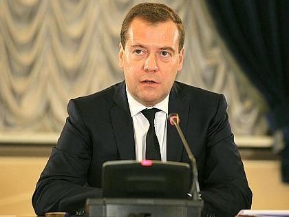 Дмитрий Медведев // Global Look