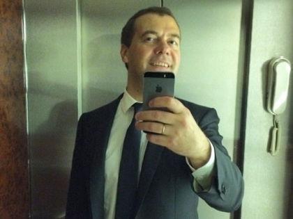 """Дмитрий Медведев // С личной страницы в """"Твиттере"""""""
