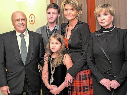 Татьяна Овсиенко  биография личная жизнь муж дети