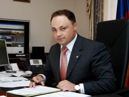 Мэра Владивостока Игоря Пушкарева задержали // Официальный сайт администрации Владивостока