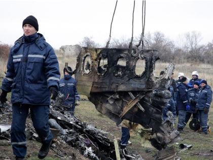 Свидетель рассказал о действиях украинского СУ-25 в день крушения малайзийского Boeing 777 // Global Look Press