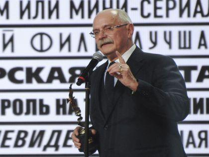 Михалкова регулярно обвиняют в том, что «Золотой орел» стал его карманной премией // фото: Андрей Струнин
