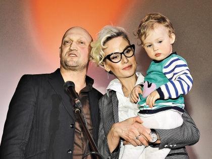 Гоша Куценко с женой и дочерью // Мила Стриж