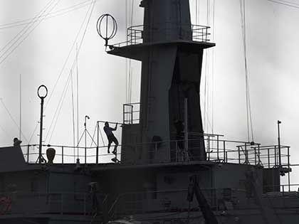 Корабль «Владивосток» может отправиться в Россию уже в марте // Маркус Брандт / Global Look Press