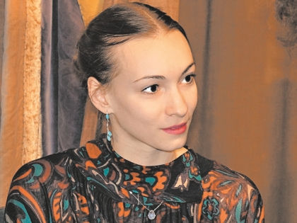 Ольга Смирнова // архив редакции