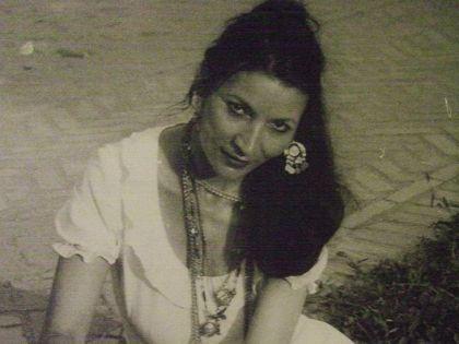 Джуна получила свою фамилию в браке с помощником Эдуарда Шеварднадзе // личный архив Джуны