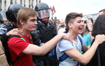 """Молодежь // Андрей Струнин / """"Собеседник"""""""
