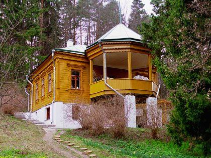 Дом-музей Пришвина // Global Look