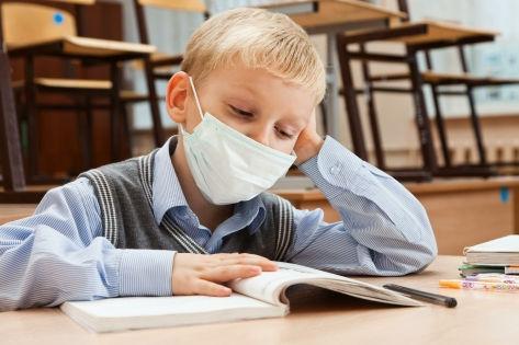 Согласно статистике Роспотребнадзора, ежегодно в стране гриппом и ОРВИ болеют порядка 30 млн человек // Russian Look