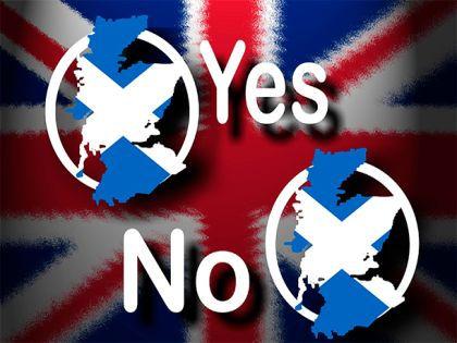 Предварительные итоги референдума в Шотландии 18 сентября // Global Look Press
