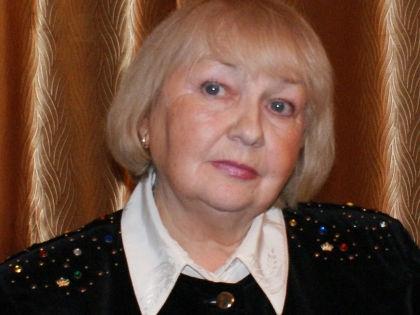 Людмила Мызникова // из личного архива Людмилы Мызниковой