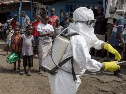 В списках сотрудников Красного Креста в Гвинее нет россиян // Global Look Press