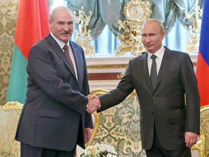 Пресс-служба президента Белоруссии