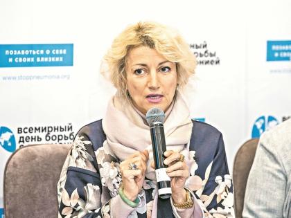 Лейла Намазова-Баранова // Sobesednik.ru