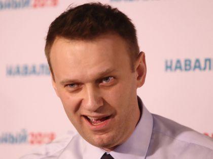 Алексей Навальный  // Global Look Press