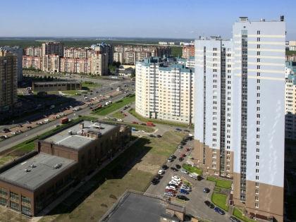 В марте этого года вторичное жилье в Москве сильно подешевело // Anton Gyngazov / Russian Look
