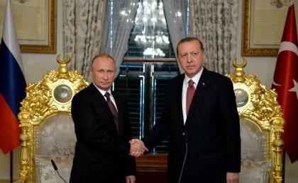 """""""В России поняли: если мы не сможем договориться с турками, то мы не сможем решить сирийскую проблему — война будет вечной"""" // Kremlin Pool / Global Look Press"""