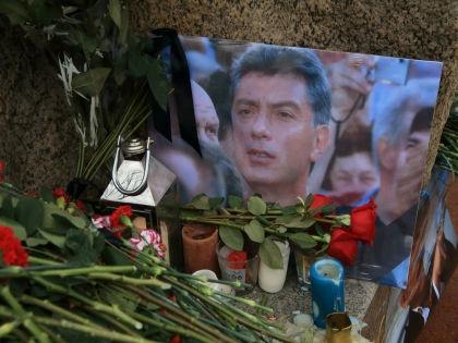 Борис Немцов был убит 27 февраля в Москве // Russian Look