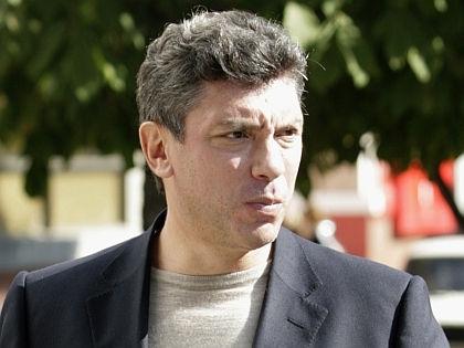 Известный российский оппозиционный политик Борис Немцов //  Russian Look