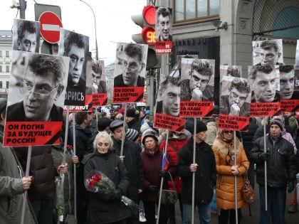 Марш памяти Бориса Немцова 1 марта // Андрей Струнин / «Собеседник»