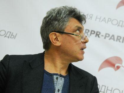Борис Немцов был известен своими острыми выступлениями // Антон Белицкий / Russian Look