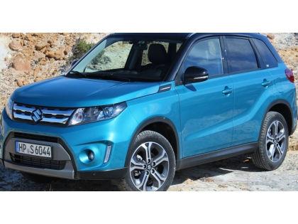 Стала доступной информация о ценах на новую Suzuki Vitara в России // Suzuki