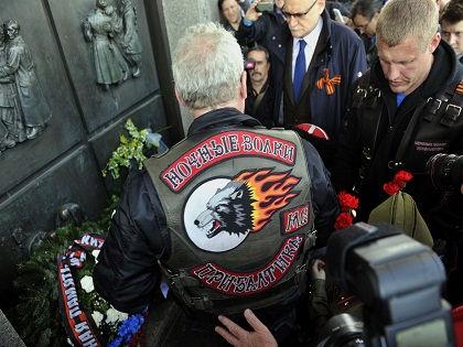 В настоящее время российские байкеры находятся в Германии // Global Look Press