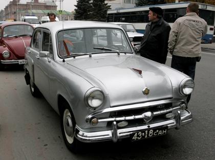 По мнению экспертов, задумка немецкого концерна наладить выпуск автомобилей «Москвич» может сработать на фоне всеобщего внимания к Российской Федерации // Nikolay Titov / Global Look Press