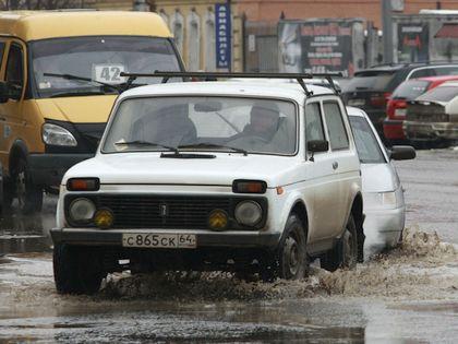 Первый в мире внедорожник с несущим кузовом // Nikolay Titov / Global Look Press
