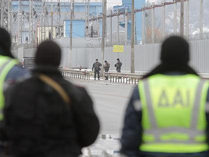 В городе проводятся оперативно-розыскные мероприятия // Сергей Харченко / Global Look Press