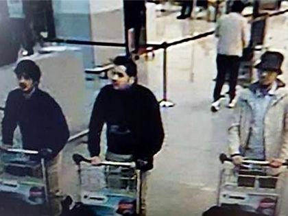 Предполагаемые террористы // Global Look Press