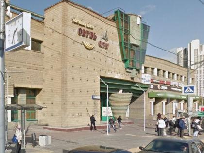 2 октября появилась информация о пожаре в ТЦ «Обувь Сити» //  Google Maps View
