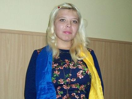Полюдова поддерживает украинский Майдан // личная страница во «Вконтакте»
