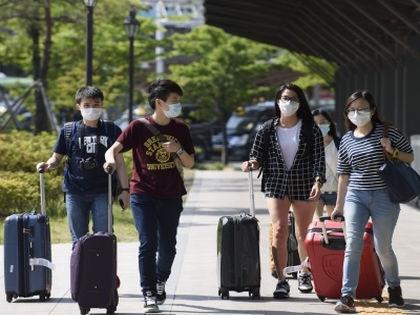 Синдром вспыхнул в Южной Корее // Global Look Press