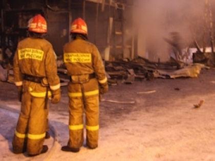 Информация о пожаре появилась в воскресенье, 6 декабря //  архив МЧС по ХМАО