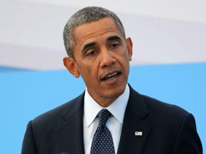 Барак Обама // Russian Look