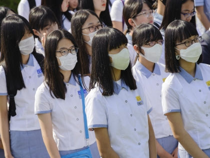 Около двух тысяч корейских школ закрыты из-за вспышки MERS // Global Look Press