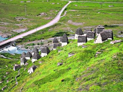 Более половины территории Осетии составляют равнины и низменности // Shutterstock