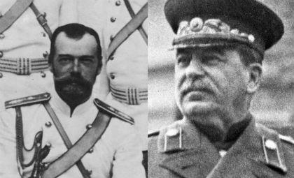 Сталин и Николай // Global Look Press