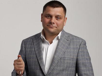 Пётр Офицеров продолжает заниматься бизнесом и запускать новые проекты //  Личный архив