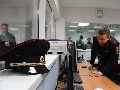 На отдел полиции в Ставропольском крае напали террористы // Global Look Press