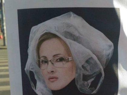 Депутат Ирина Яровая и силовое лобби торжествуют // Екатерина Соловьева