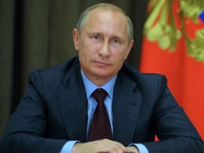 Владимир Путин // Alexei Druzhinin/Global Look