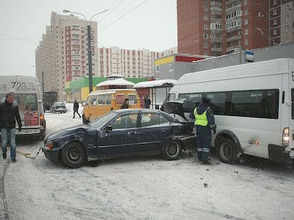 На месте погибли водитель и пассажиры ВАЗа, водитель Honda // Алексей Пороховников / Russian Look
