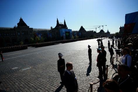 Посмотреть Парад с трибуны на Красной площади в этом году смогут по одному ветерану от каждого региона // Dmitry Golubovich / Russian Look